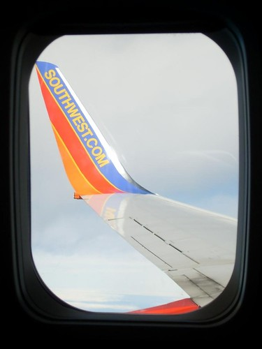 Southwest Flight | by Bob B. Brown