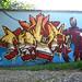 Ironman - Graffiti - 3Steps - Giessen - Art