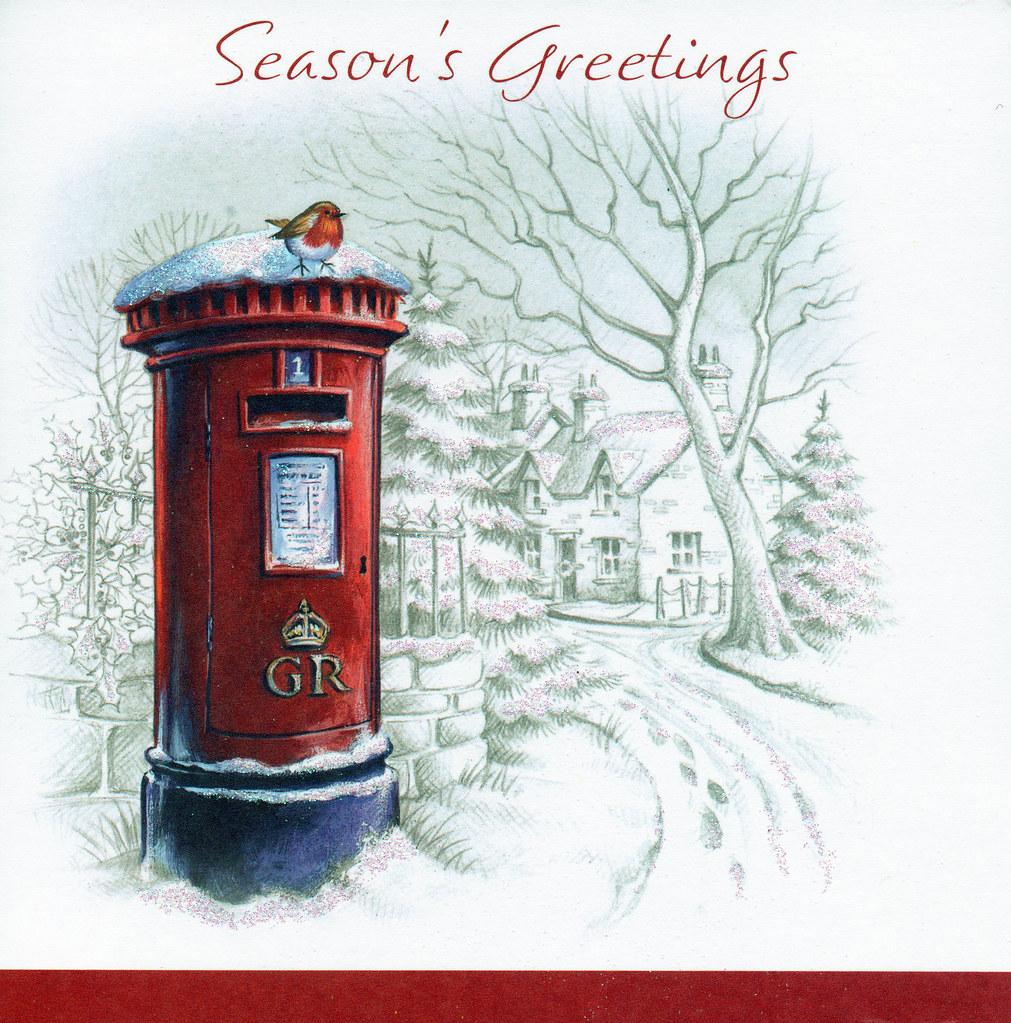Christmas Card Boxes