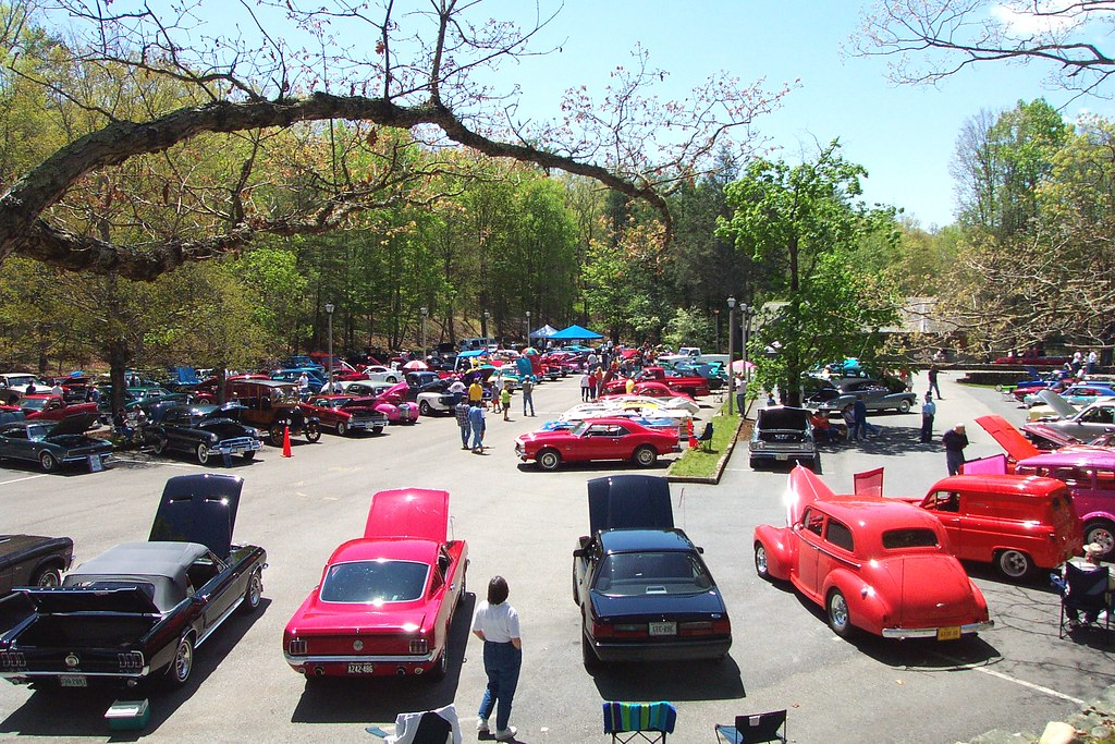Car Show Douthat State Park