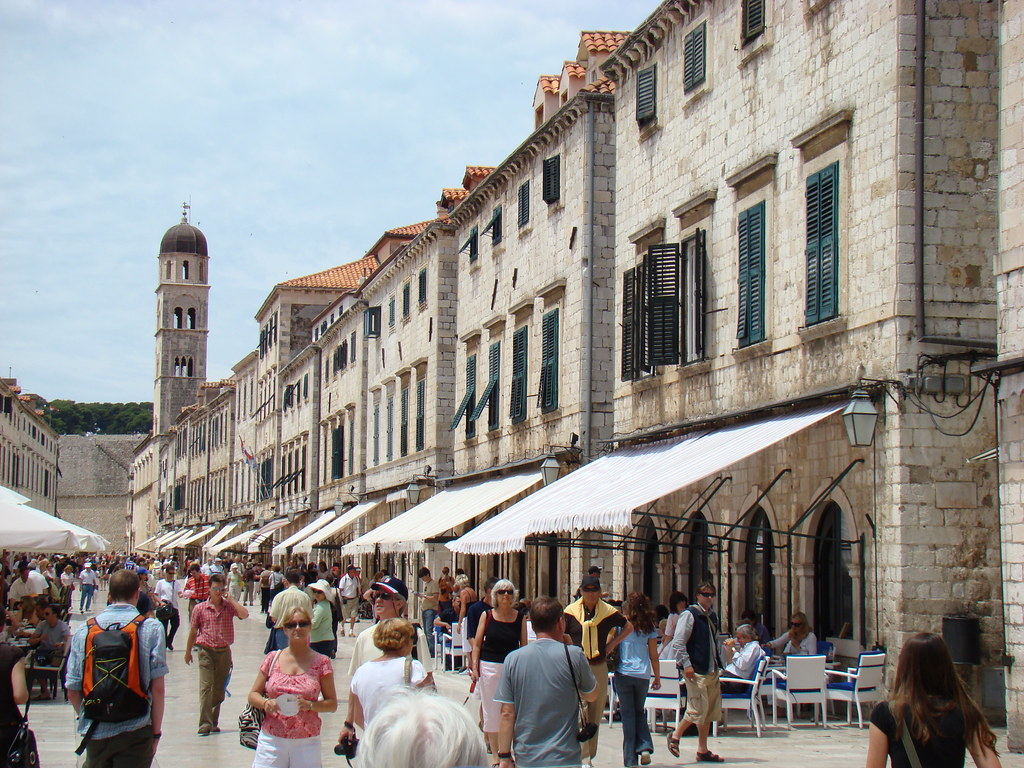 oldtown croatia ways street - photo #16