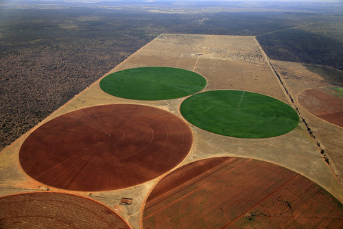 African Agriculture | by Aerial Photography