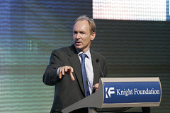 Knight Foundation Announcement of $5 Million Seed Grant for World Wide Web Foundation at Newseum | by Knight Foundation