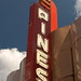 Pines Theater Marquee