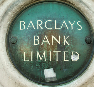 Barclays Bank | by Dominic's pics