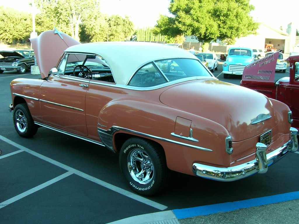 1952 chevrolet bel air 2 door hardtop custom 39 xac 538 39 1 for 1952 chevy 2 door hardtop