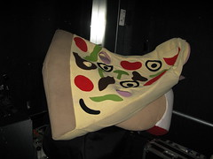 Dancing Pizza