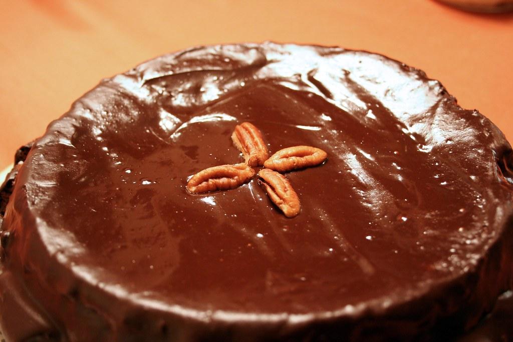 Caramel Whipped Cream Cake