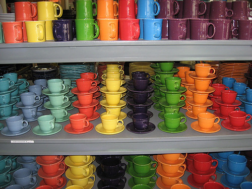 Fiestaware outlet | by Smorgasbite