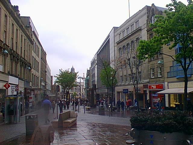Terms Of Use >> Sheffield - CBD (Central Business District) | GCSE/IGCSE ...