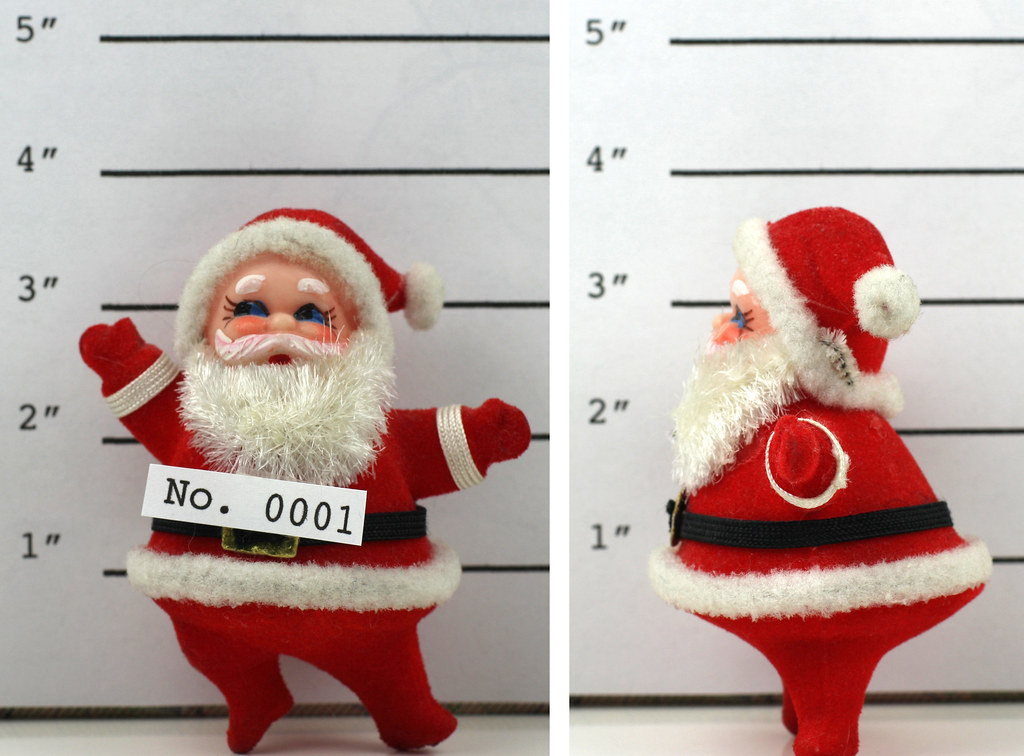 Wanted: Kris Kringle, Aka Santa