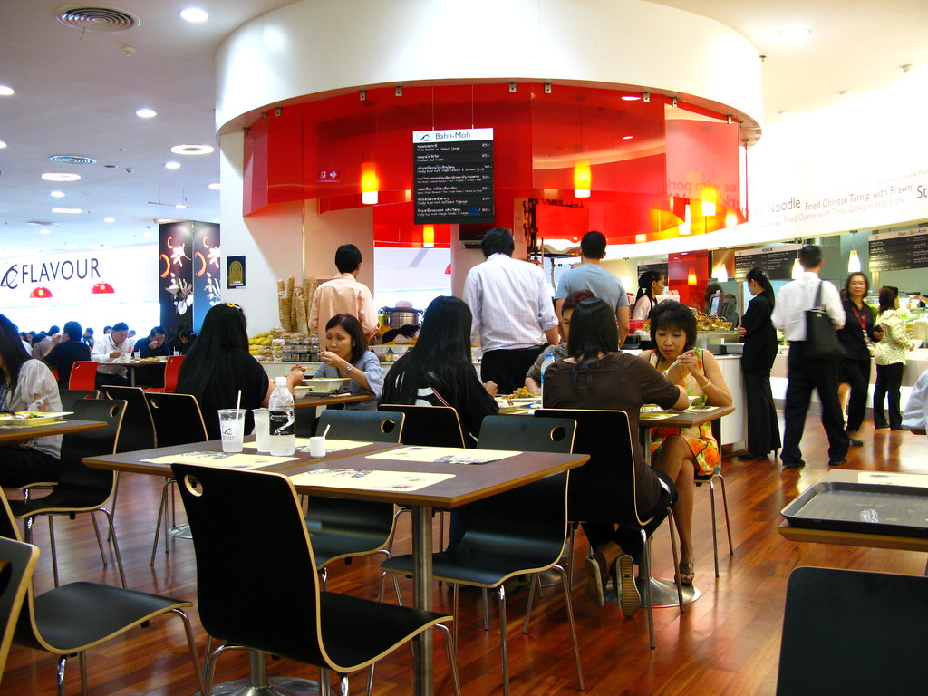 Central Court Central World Central World Food Court