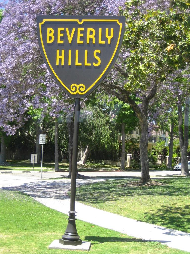 beverly hills sign jon lee clark flickr. Black Bedroom Furniture Sets. Home Design Ideas