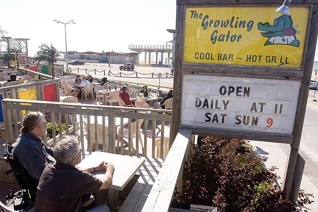 Grand Bend Main Beach Parking