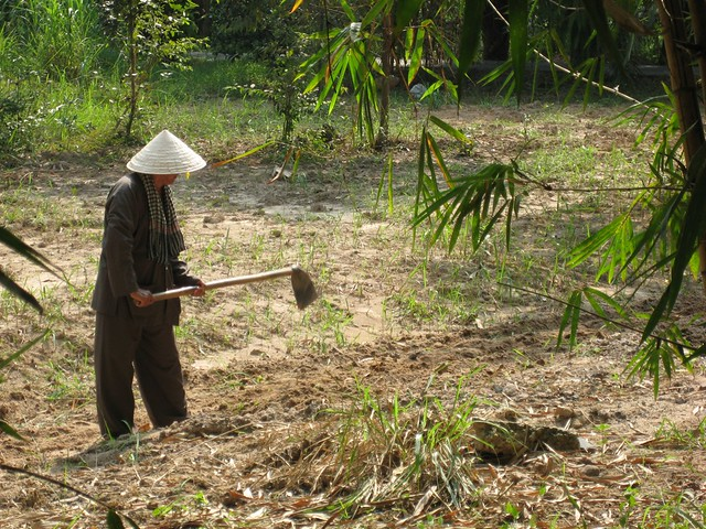 Vietnamese Farmer Thomas Wanhoff Flickr