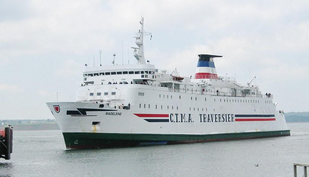 Quebec Prince Edward Island Ferry