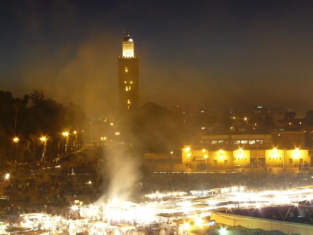 Plaza Jemaa el-Fna (Marrakech)