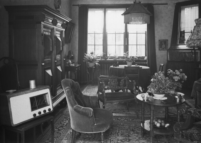 Interieur woonkamer mevrouw prins van alffen in vught flickr photo sharing - Interieur woonkamer ...