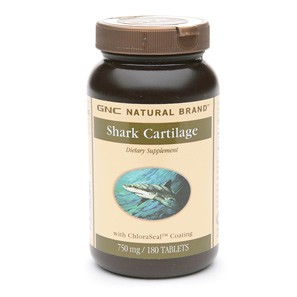 Natural brand shark cartilage