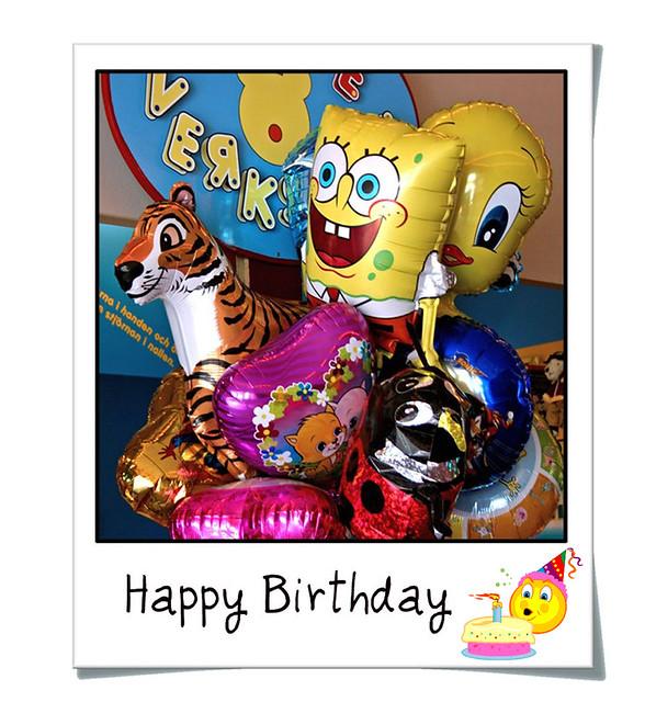 happy birthday by glassy eye