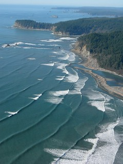 Hoh River mouth | by Sam Beebe, Ecotrust