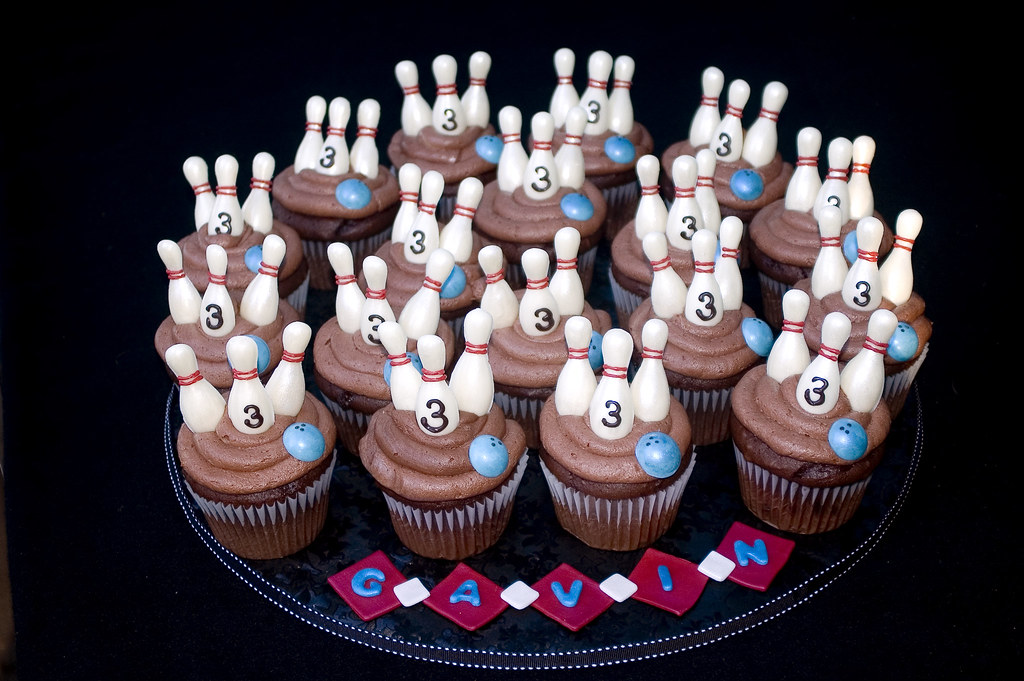 Bowling Cupcakes | I m... Will Smith
