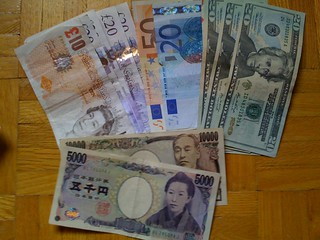 Pound Euro Dollar Yen | by Bopuc