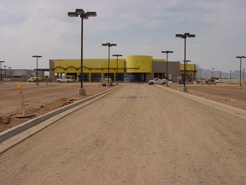 Construction of earnhardt honda in avondale this is for Honda dealership avondale