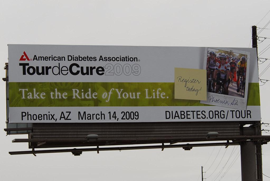 Tour De Cure Phoenix  Route
