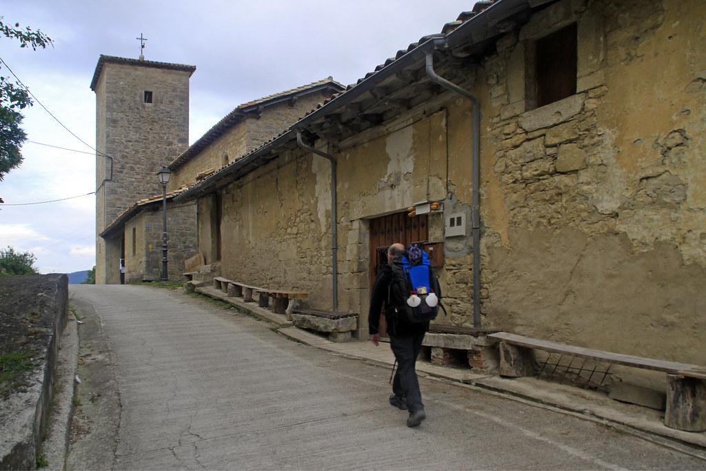 Zabaldika, Navarra - Camino de Santiago