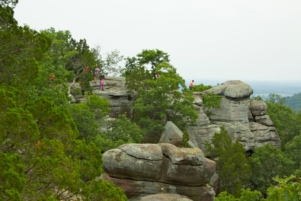 Garden Of The Gods Il Garden Of The Gods Is Located In Flickr