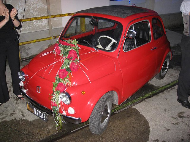 Le Originale Fiat 500 Alon Ben Joseph Flickr