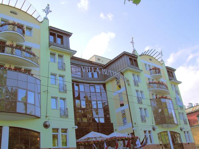 Marienbad Hotels  Sterne