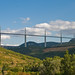 Millau Viaduct sequence 3, Aveyron, France, Sept. 2008