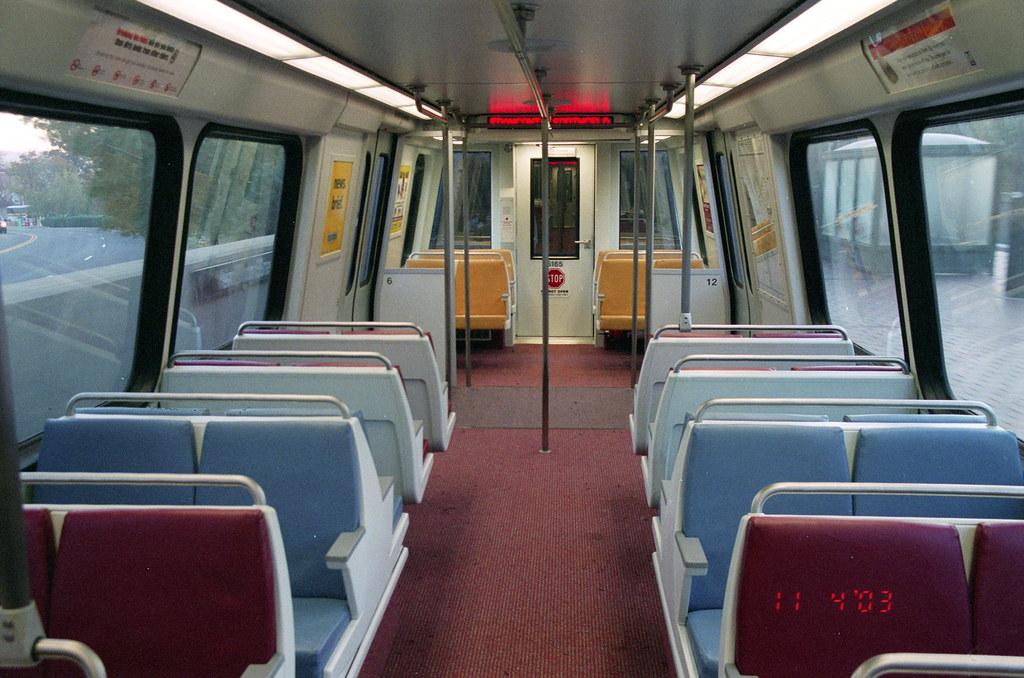 metrorail interior caf car metrorail caf 5165 car in ser flickr. Black Bedroom Furniture Sets. Home Design Ideas
