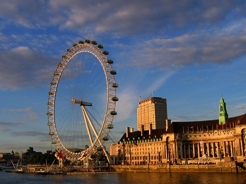 The London Eye on A Sunday Afternoon | by UGArdener