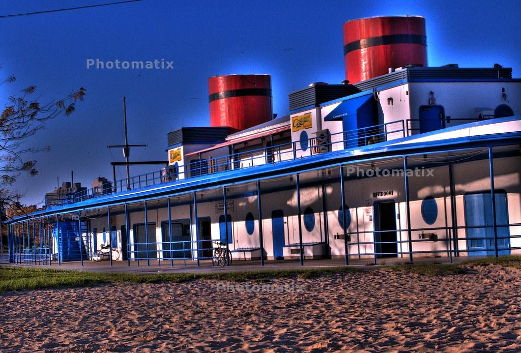 Camera North Avenue Beach Chicago