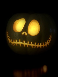 Jack Skellington Jack-O-Lantern | by Express Monorail