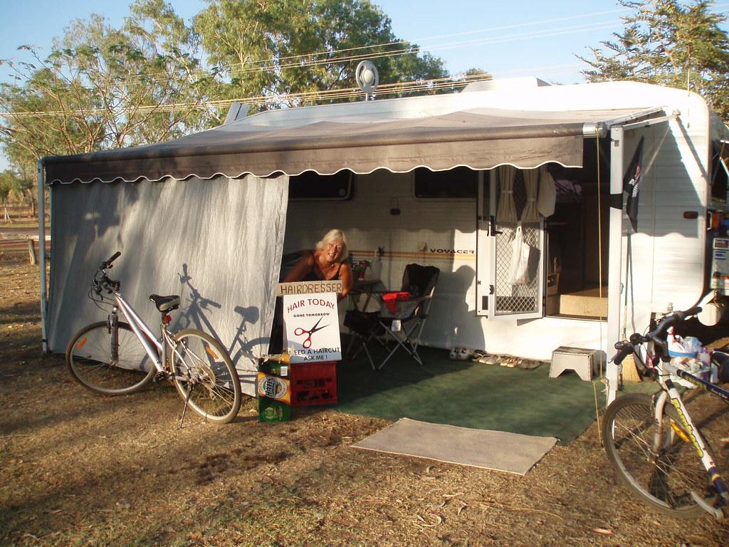 Travelling Around Australia In A Caravan