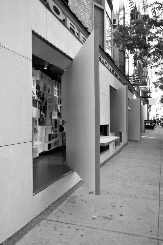 Storefront For Art And Architecture Steven Holl