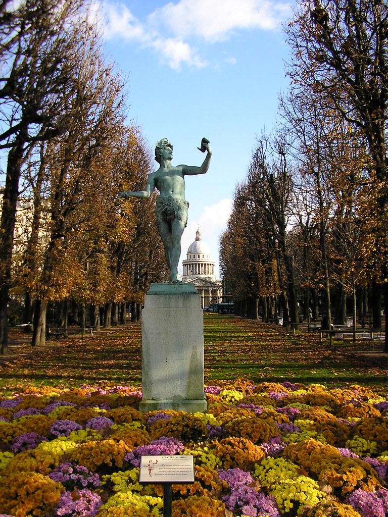 Jardines de luxemburgo par s nacho san miguel moreno for Jardines de luxemburgo paris