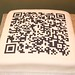 My 2D Barcode GeekUp Cake
