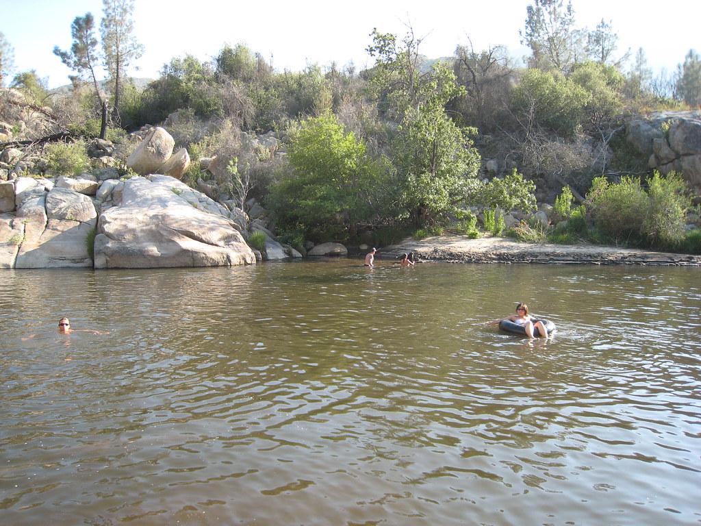 Kern river camping trip balabala flickr for Felix s fish camp restaurant