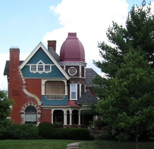 Victorian House With Tower Flickr Photo Sharing
