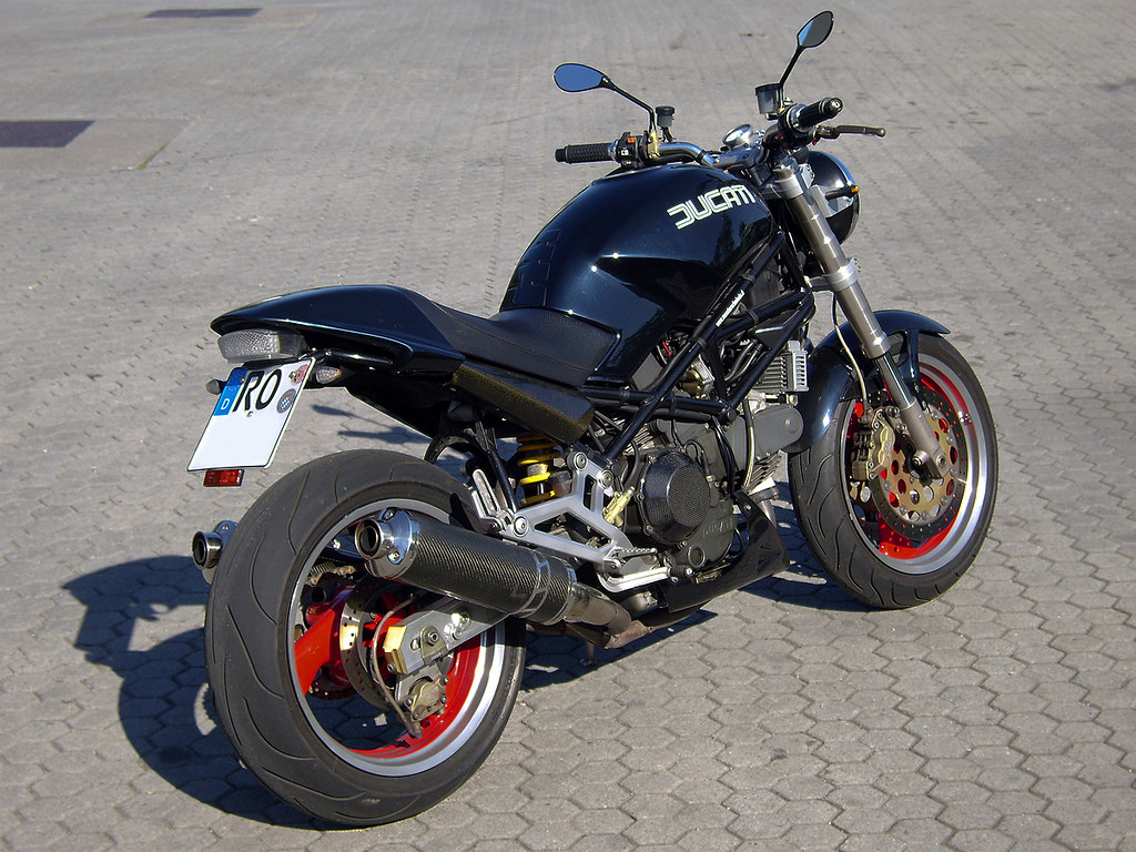 Ducati Monster Dark Ie