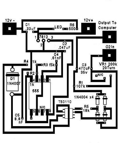 hho  efie hho circuit