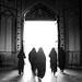 ز مسجد به نور میروی برون؛ برها... برها... خویشتن را برها