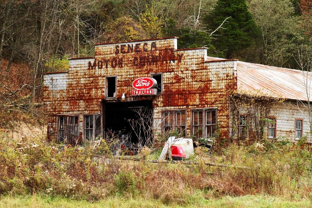 Seneca Motor Company Seneca Rocks Pendleton County Wv U