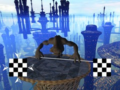Mind Balance - Calibration Phase Screenshot