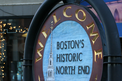 Boston's Historic North End | by fiftysvn